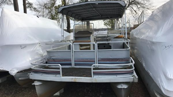 Harris FloteBote 24' PONTOON
