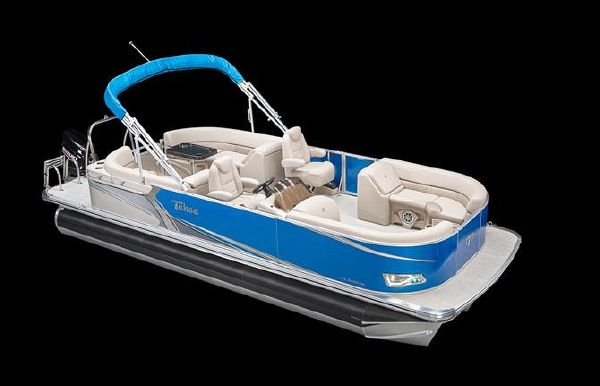 2019 Tahoe Pontoon LTZ Quad Lounge - 24'