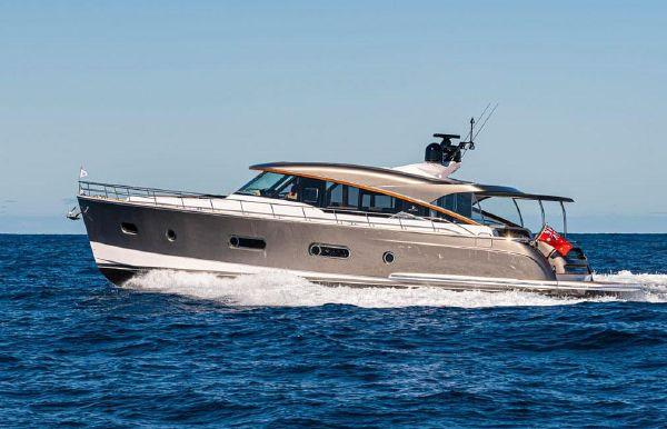 2022 Riviera 66 Belize Sedan
