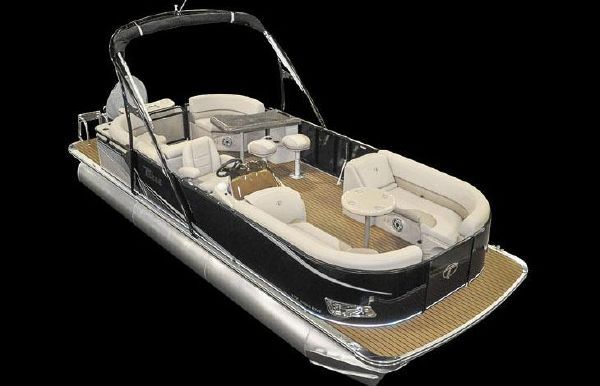 2019 Tahoe Pontoon LTZ Entertainer - 24'