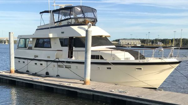Hatteras 54 Motor Yacht