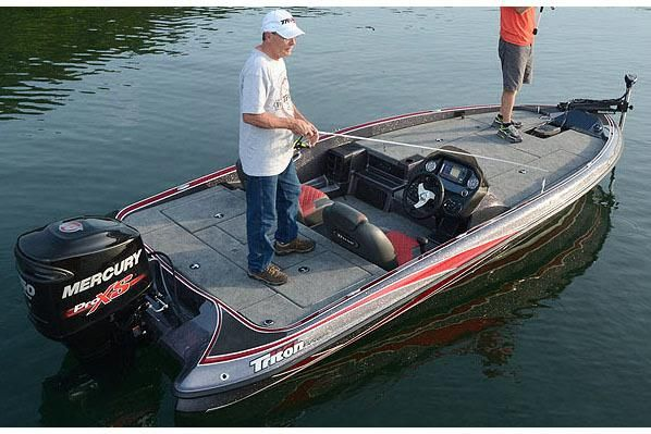 2018 Triton 189 TRX - Anglers Marine