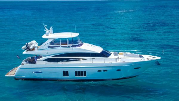 Princess 72 Motor Yacht 2012 72 Princess
