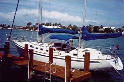 Brewer - Ft Myers 13.4 - Ketch
