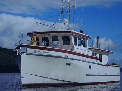 2000 Custom<span>Pilothouse Trawler</span>