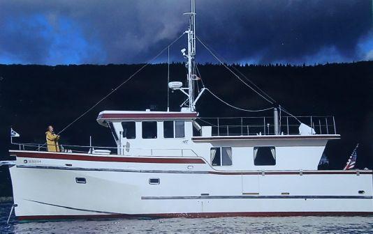 Custom Pilothouse Trawler image