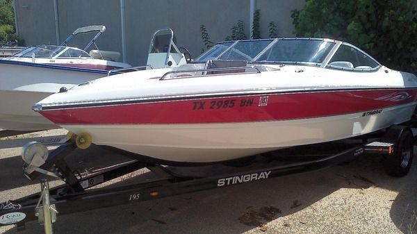 Stingray 195 LS/LX