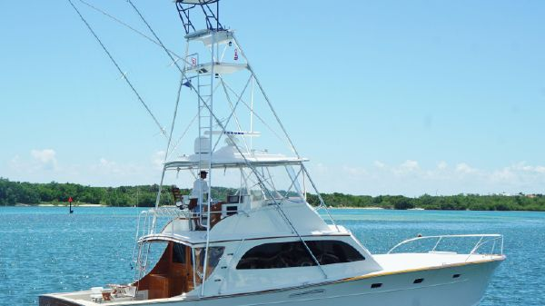 Merritt Custom 53' Sportfish LAGINAPPE