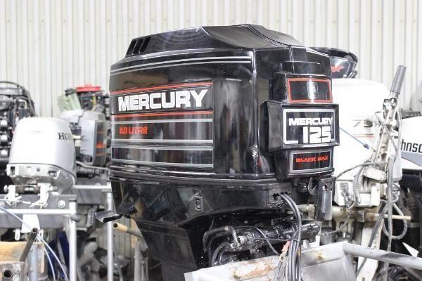 Mercury 135 HP