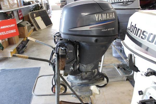 Yamaha F40TLRA