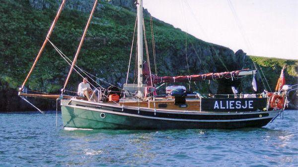 Cornish Crabbers Pilot Cutter