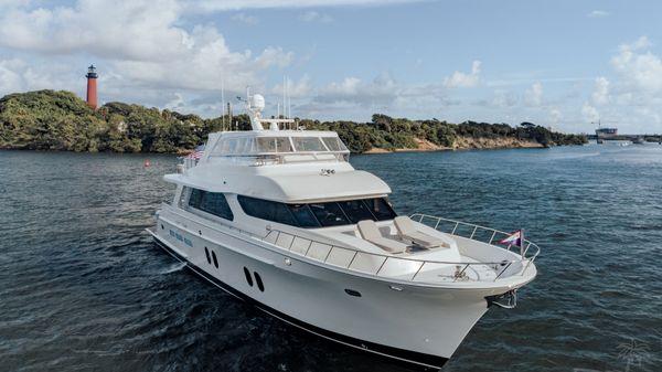 Cheoy Lee Bravo 78 Sport Motor Yacht