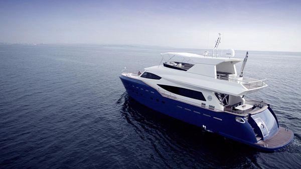 ANEMOS 78 Steel Trawler