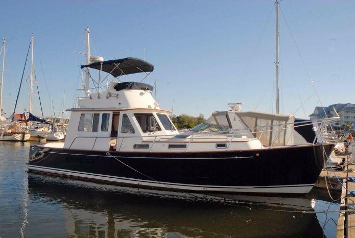 1996 Legacy Yachts