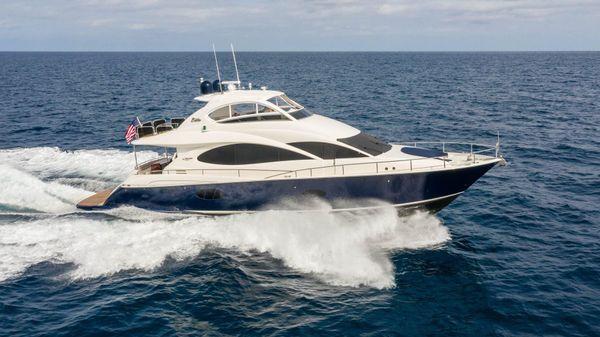 Lazzara Yachts 74 Motoryacht