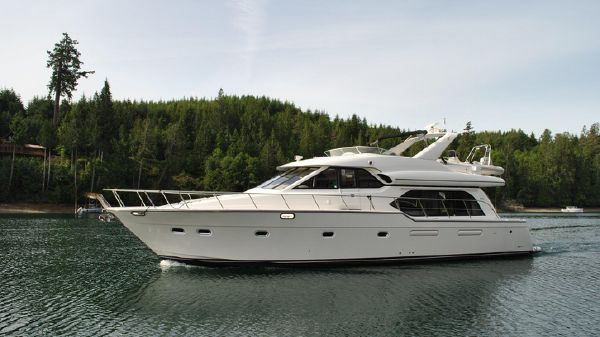 Bayliner 5788 Pilothouse Motoryacht 5788 Bayliner 1999