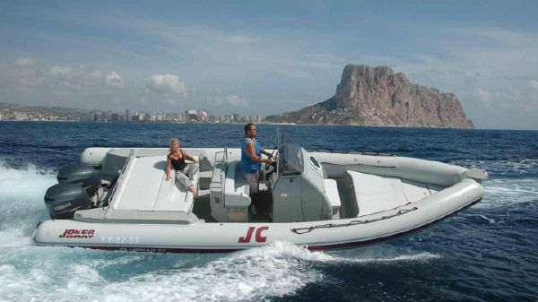 JokerBoat Clubman 30