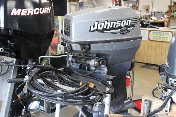 Johnson J40PLSSM