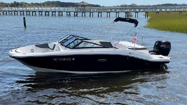 Sea Ray 190SPX OB