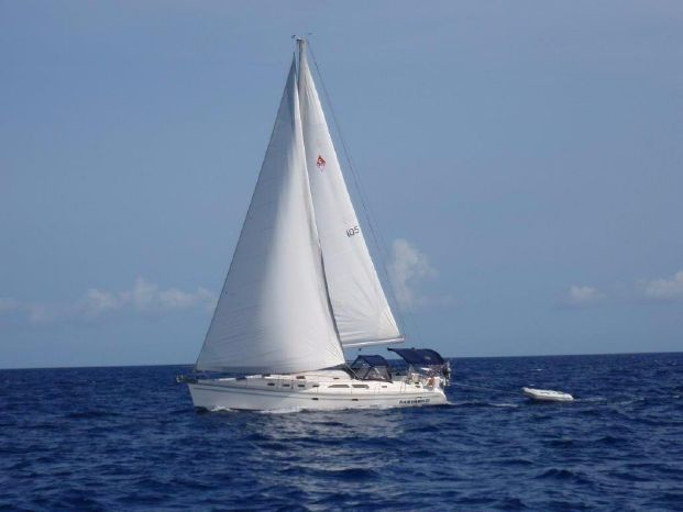 2002 Catalina 470