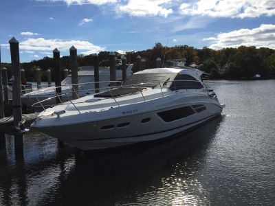 2015 Sea Ray<span>510 Sundancer</span>