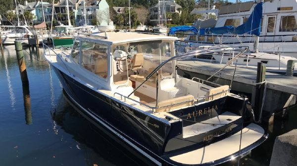MJM Yachts 36z Downeast