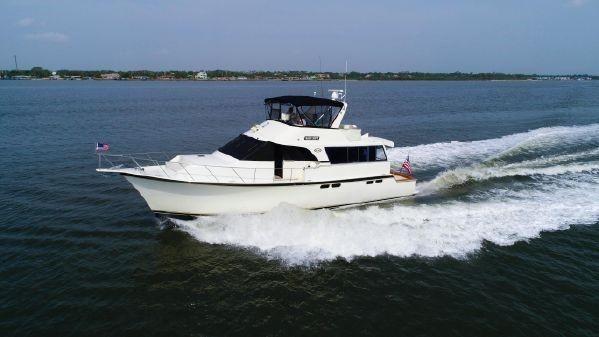 Ocean Yachts 56 Cockpit Motor Yacht