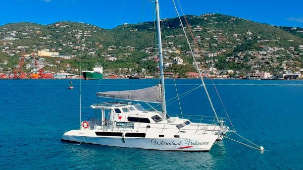 Royal Cape Catamarans Majestic 53