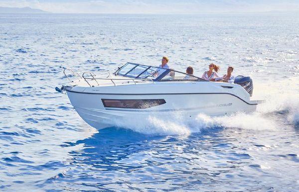 2021 Quicksilver 755 Cruiser