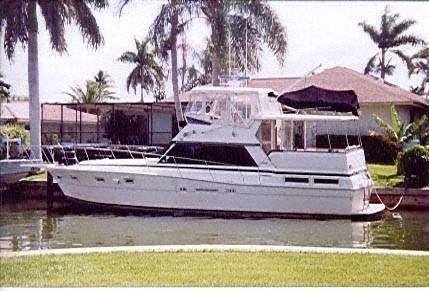 Viking Motor Yacht