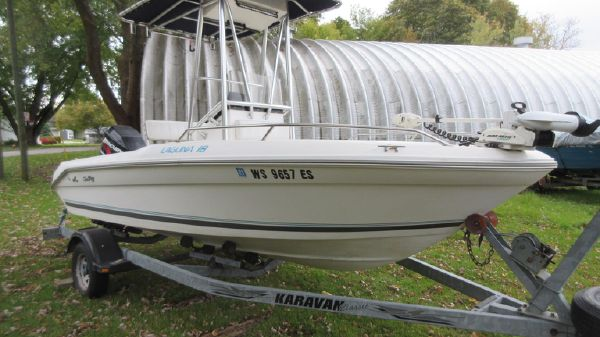 Sea Ray Laguna 18