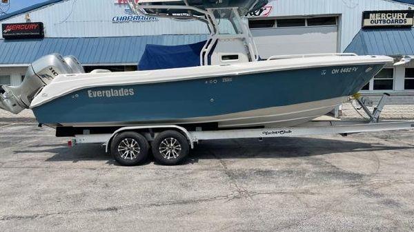 Everglades 250 CC