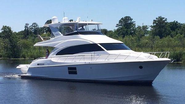 Hatteras 60 Motor Yacht 60MY Hatteras 2017 -
