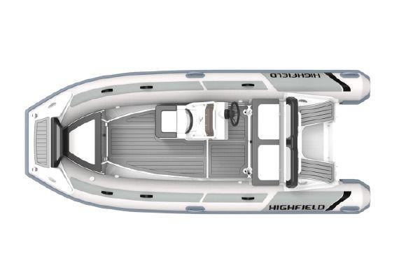 2020 Highfield Deluxe 460