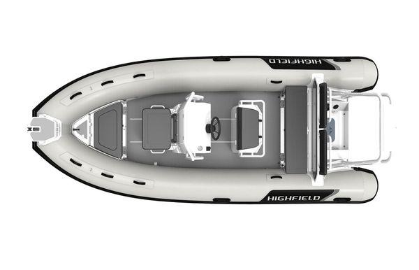 2020 Highfield Deluxe 540