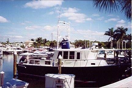 Alum. Fab. Seakeeper 40