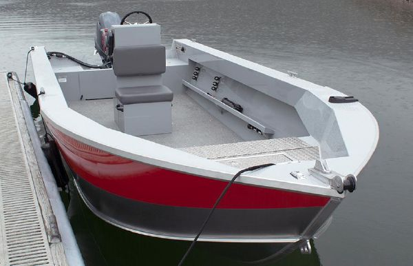 2021 Hewescraft 160 Open Fisherman