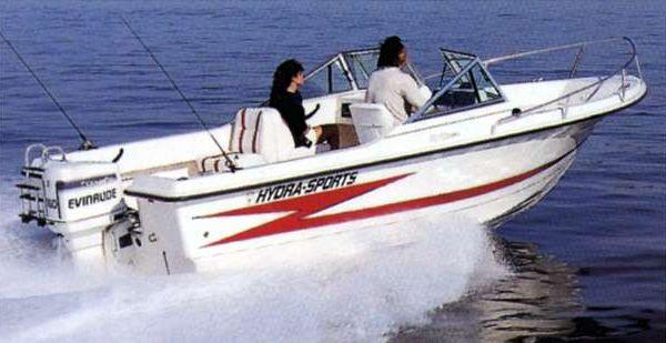 Hydra-Sports 22 Ocean DC