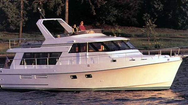 Ocean Alexander 486 Classicco Pilothouse Manufacturer Provided Image