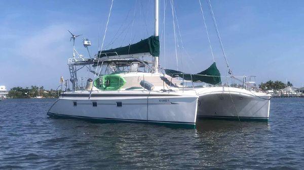 Manta Sail Catamaran