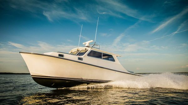 Composite Yacht Custom Chesapeake