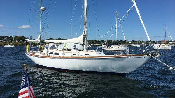Hinckley Bermuda 40 Yawl (Hull #1292)