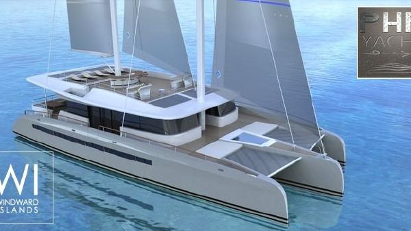 Custom Eco Sailing Trimaran 86