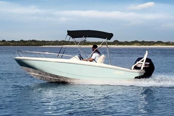 2019 Boston Whaler 160 Super Sport Oakland, California