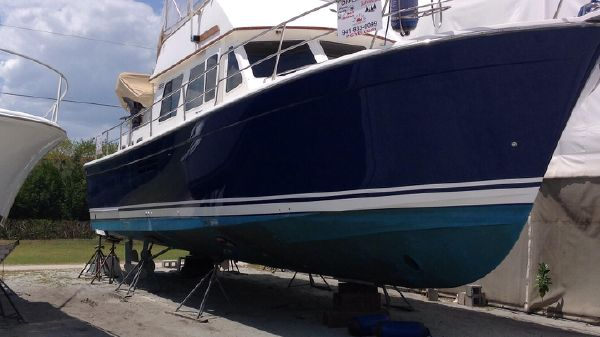 Sabreline 47 Motor Yacht