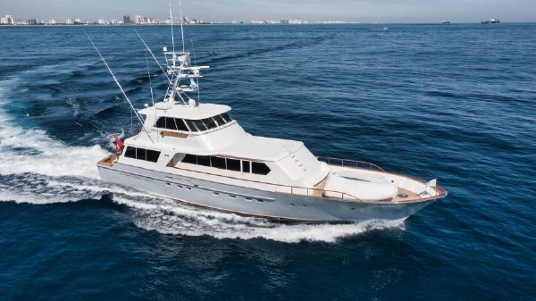 Feadship Yacht Fisherman