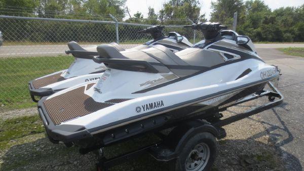 Yamaha WaveRunner VX 110 Cruiser