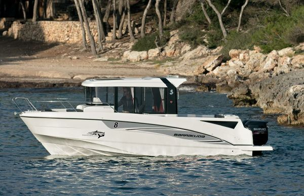 2020 Beneteau Barracuda 8