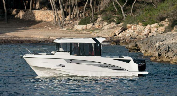 Beneteau Barracuda 8 - main image