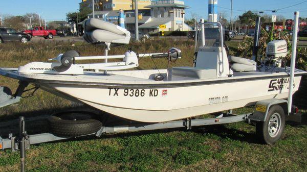 Carolina Skiff J1650 DC
